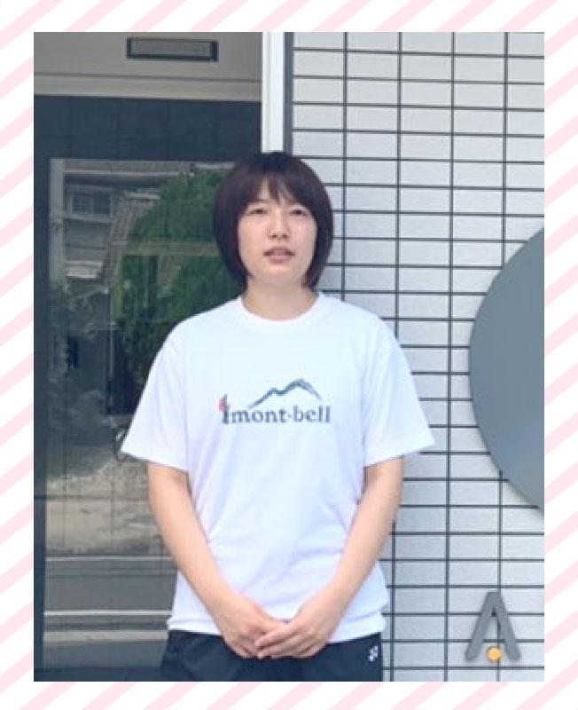 幸 凪沙 さん